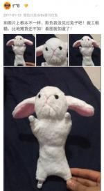 是一只愤怒的兔子吧